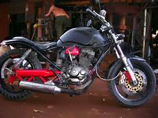 Modifikasi Harley by Modifikasi Honda Tiger Ala Harley Thecitycyclist