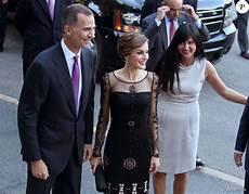 Le Roi Felipe Vi Et La Reine Letizia D Espagne Le