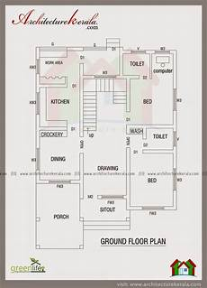 house plans and elevations in kerala contemporary elevation and house plan architecture kerala