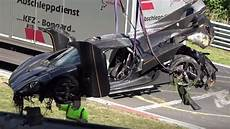 A Koenigsegg One 1 Has Crashed At The Nurburgring Top Gear