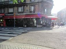 Au General Hoche Restaurant 224 Pantin