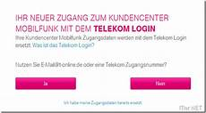 telekom zugang zum kundencenter jetzt nur noch mit