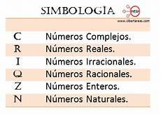 simbolo de los numeros naturales n 250 meros reales matem 225 ticas 1 cibertareas