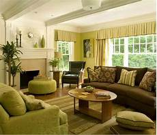 28 green and brown decoration ideas brown green living