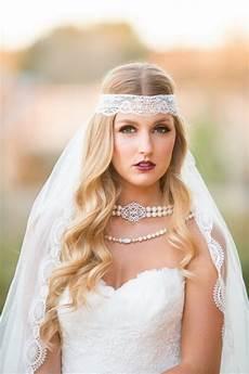 Brautfrisuren Offenes Haar