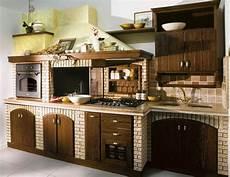 cucina rustica con camino cucina rustica con forno a legna pl68 187 regardsdefemmes