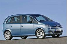 Opel Meriva 1 7 2009 Technical Specifications Interior