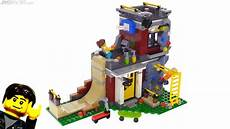 lego creator 3 in 1 modular skate house review 31081
