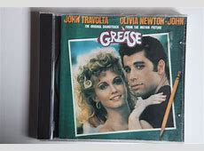 grease original motion picture soundtrack