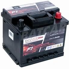 Autobatterie 12v 44 Ah 360a En F1 Wartungsfrei
