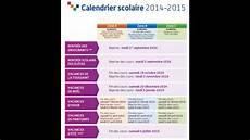 calendrier scolaire 2014 2015 rentr 233 e des classes et