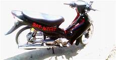 Modifikasi Smash 2005 by Modifikasi Suzuki Smash 110 Cc Thecitycyclist