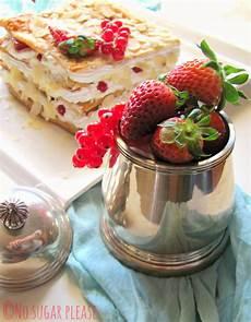 crema chantilly benedetta rossi video nosugarplease millefoglie ai frutti rossi con crema chantilly