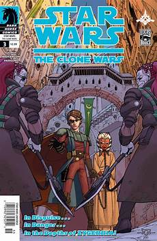 wars the clone wars 3 profile comics