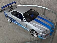 Pseudo Cars Nissan Skyline GT R  The Fast And