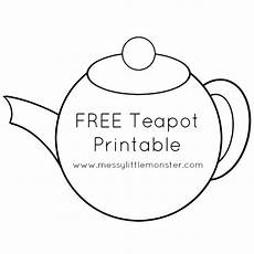 s day printable teapot 20609 teapot craft you re tea riffic for kid and curriculum