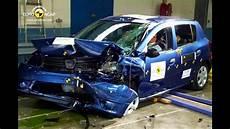 Ncap 2013 Dacia Sandero Crash Test Esc Test