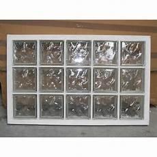 dimension carreau de verre panneau de 15 briques de verre neutres leroy merlin