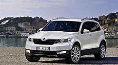 2018 Skoda Fabia Suv Review Price Release Date Styling