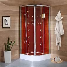 doccia 80x80 cabina doccia semicircolare 80x80 con idromassaggio kv store