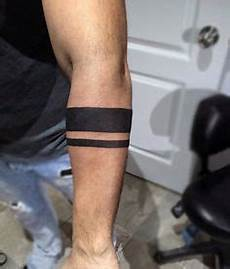 Armband Unterarm - 70 armband designs for masculine ink ideas