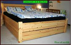 doppel bett funktions schubkasten futon 160x200 schubladen