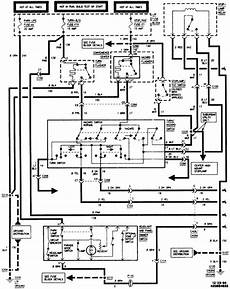 1995 chevy truck wiring diagram 1995 chevy silverado 1500 driving at with trailer in the dash lights went out