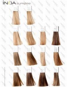 inoa supreme l oreal professional inoa hair colour chart hair color