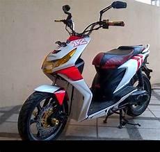 Variasi Motor Beat by Variasi Modifikasi Motor Honda Beat Berkelas Variasi
