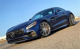 Road Test Review 2020 Mercedes AMG GT C Coupe