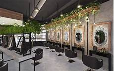 Photo Interior View Salon The Hair Dept 3 Desain Arsitek