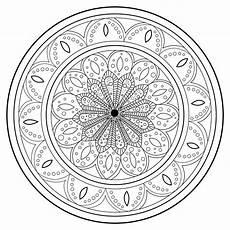 Mandala Malvorlagen Quotes Mandala 2 M Alas Coloring Pages