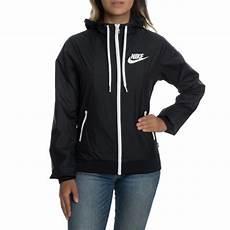 s nike windrunner jacket black sail