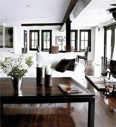 image result for white paint dark wood trim living room