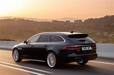 jaguar xf sportbrake 2018 jaguar xf sportbrake drive review motor trend