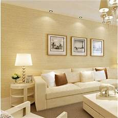 beibehang new striped wallpaper bedroom pure color plain
