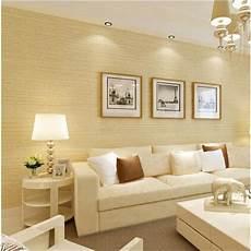 Moderne Tapete Wohnzimmer - beibehang new striped wallpaper bedroom color plain