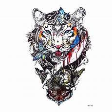 Fantastis 24 Gambar Tato Harimau Di Lengan Gambar Tato