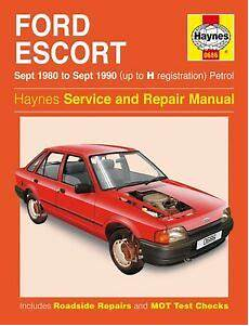 online car repair manuals free 1998 ford escort navigation system haynes owners workshop manual ford escort xr3 rs turbo 80 90 service repair ebay