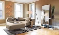 Living Room Mirror Wall