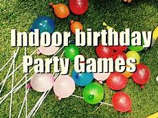 10 Simple Indoor Birthday To In Your List