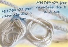 stoppini per candele candele fai da te vendita cera gel accessori tigerbazar