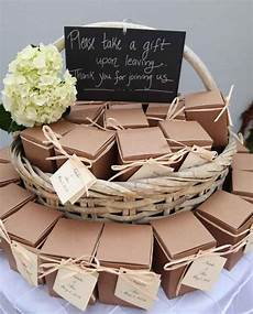 Wedding Gift For Guest Ideas