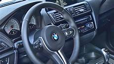 2016 bmw m2 coupe interior youtube
