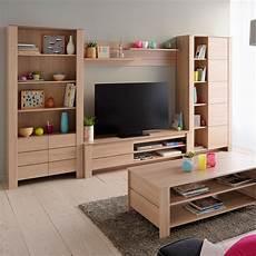 meuble tv quot arthur quot bois clair