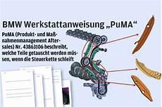 Bmw Steuerkette Kulanz - bmw steuerkette schleift bei vierzylinder dieseln