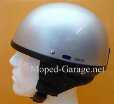 moped garage net oldtimer halbschalen helm retro 50er
