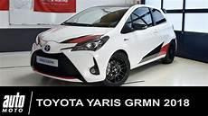 yaris hybride avis 2018 toyota yaris grmn 1 8l 215 ch essai n 252 rburgring