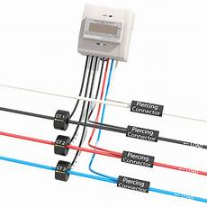 3 Phase 4 Wire Metering Up To 480v Ekm Support Desk