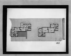 gropius house plan master houses walter gropius